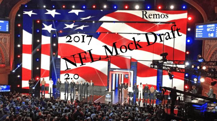 Foto: 2017 NFL Mock Draft