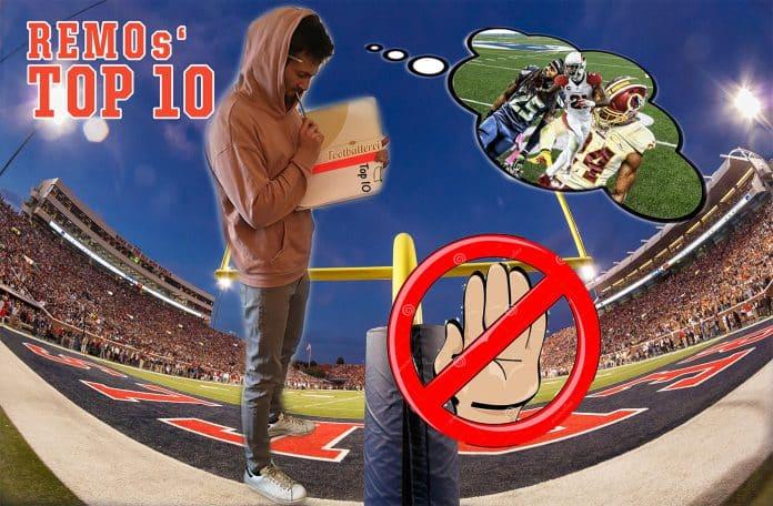 Remos Top10 NFL Cornerbacks