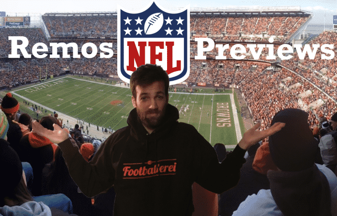 Remos NFL Week 2 Previews