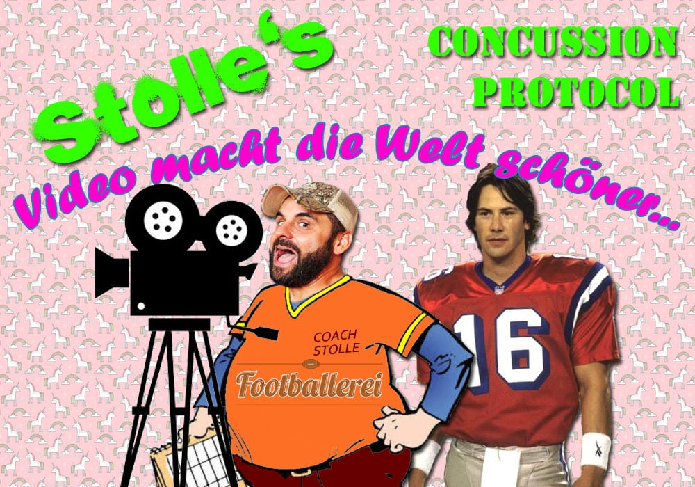 Stolle's Concussion Protocol: Video killed the Schreiberling…