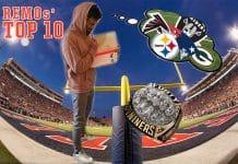 Remos Top 10 NFL-Teams