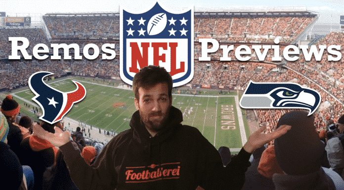 Remos NFL Week 8 Preview