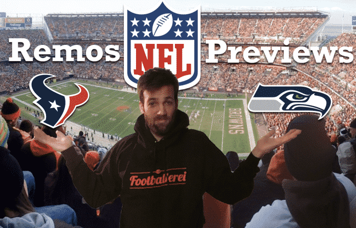Remos NFL Week 8 Preview