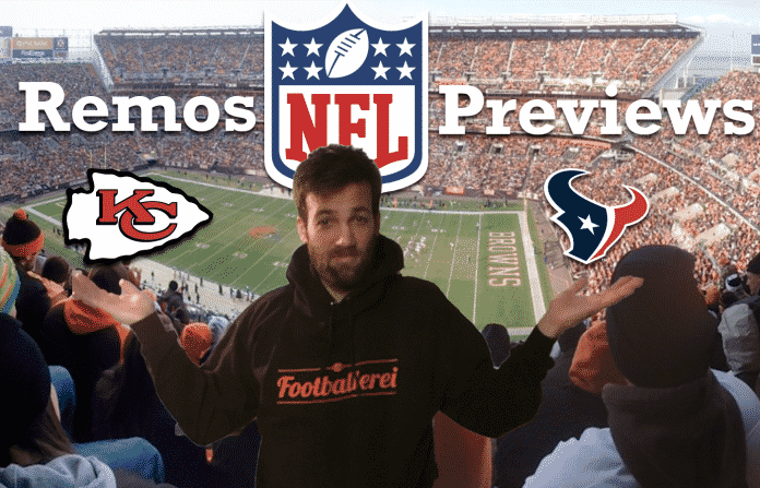 Remos NFL Week 5 Preview