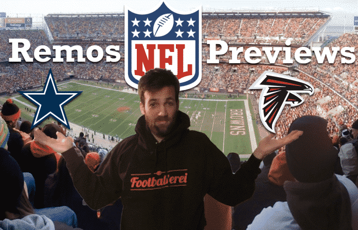 Remos NFL Week 10 preview