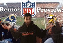 Remos NFL Week 11 Preview