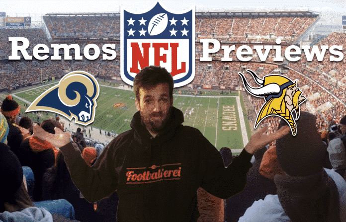 Remos NFL Week 11 Preview