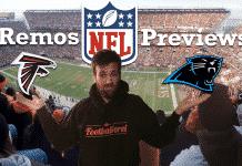 Remos NFL Week 9 preview