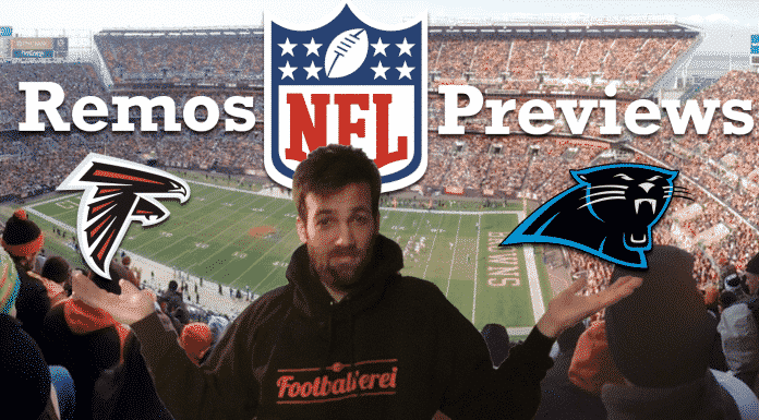 Remos NFL Week 9 preview