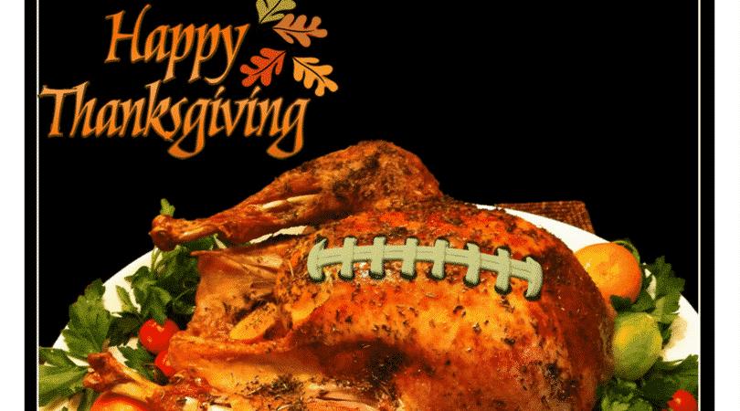 Eine Anleitung für den ultimativen NFL-Abend an Thanksgiving