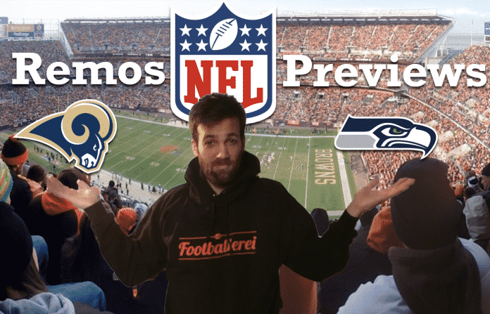 Remos NFL Week 15 Vorschau