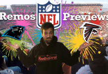 Remos NFL Week 17 Preview