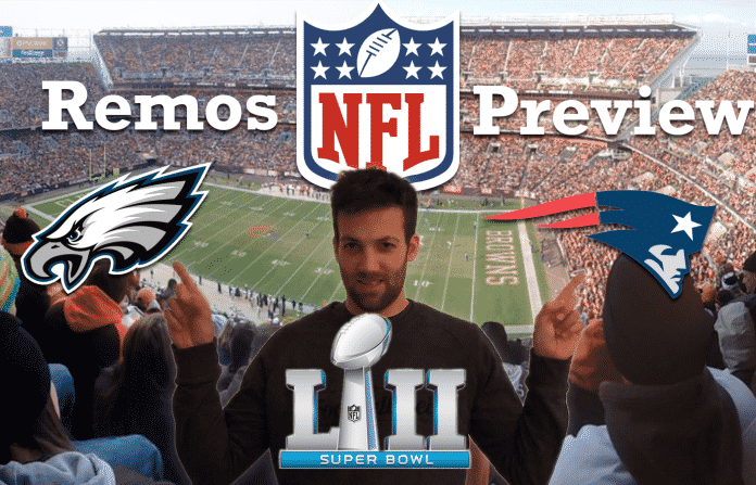 Remos Super Bowl Preview