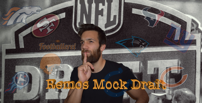 Remos Mock Draft 1.0 2018
