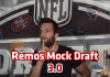 Remos Mock Draft 3.0