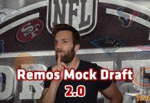 Remos Mock Draft 2.0