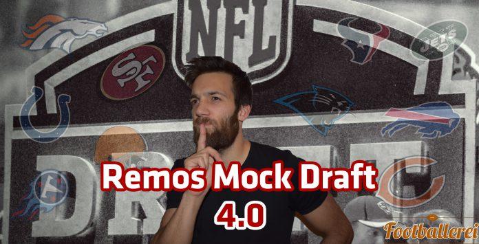 Remos NFL Mock Draft 4.0