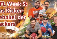 NFL Week 5 Kicker Debakel