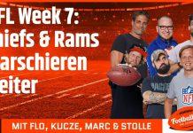 NFL Week 7 Los Angeles Rams