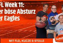 NFL Week 11 Show / Sendung