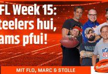 NFL Week 15 Steelers hui, Rams pfui!