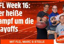 Abbrechen Änderungen speichern NFL Week 16: Der heiße Kampf um die Playoffs | Footballerei