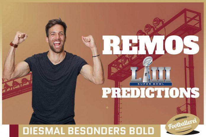 Super Bowl Predictions von Remo