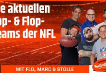 tops & flops der NFL