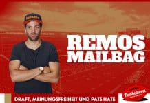 Remos Mailbag: NFL-Draft, Meinungsfreiheit und Patriots Hate