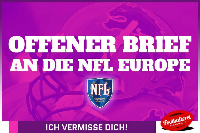 NFL Europe Brief