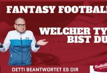 Welcher Fantasy Football Typ bist du?